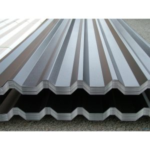 Plain IBR roofing sheets