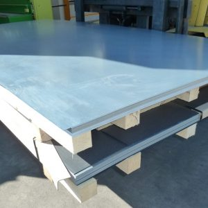 flat steel sheets