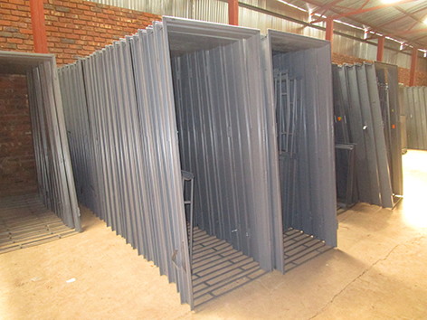 8mm standard door frames