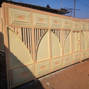 new diamond gate panels