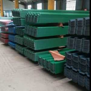Chromadek roofing sheets